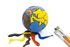 globe s d'enfant Images libres de droits