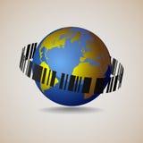 Globe-Sale Stock Image