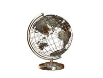Globe sphere tellurion Stock Photography