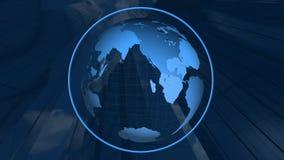 globe spin royalty ilustracja
