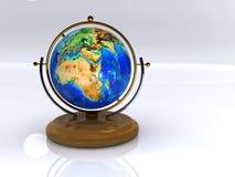 Globe Stand Stock Image