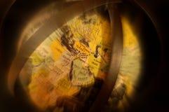 Globe - Syrie Photographie stock libre de droits