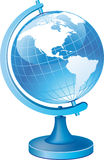 Globe terrestre illustration libre de droits