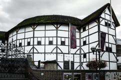 The Globe-Theater, Londen stock foto's