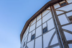 Globe Theater in London United Kingdom Royalty Free Stock Photos