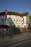 Globe Theatre. The reconstructed Globe Theatre on the south bank of the River Thames in London, England Royalty Free Stock Photos