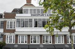 The Globe theatre, London. Stock Photography