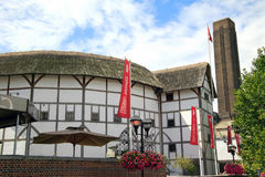 The Globe Theatre Royalty Free Stock Image