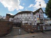 Globe Theatre in London. LONDON, UK - CIRCA JUNE 2017: The Shakespeare Globe Theatre Royalty Free Stock Photography