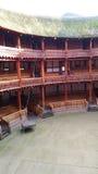 Globe Theatre. Shakespeare Globe Theatre, London, England Royalty Free Stock Images
