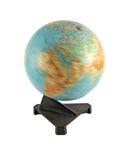 Globe tournant Photographie stock libre de droits
