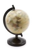 Globe tournant Images libres de droits