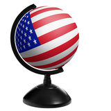 Globe USA Stock Images