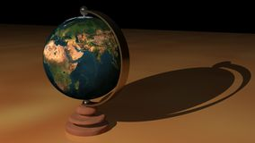 The globe Royalty Free Stock Image