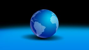 Globe World Stock Photography