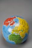 Globe of the world Royalty Free Stock Photo