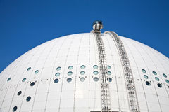Globen arena in Stockholm Stock Photo