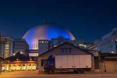 Globen in Stockholm Royalty Free Stock Images