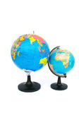 Globes Royalty Free Stock Photos