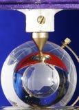 Globes sous pression Images libres de droits