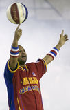 Globetrotters del Harlem Immagine Stock