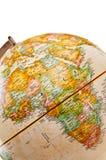 Globo - África fotografía de archivo libre de regalías