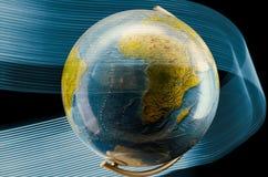 Globo Imagem de Stock Royalty Free