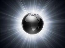 globo 3d Foto de archivo
