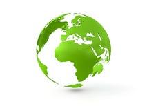 globo 3D Fotografia Stock Libera da Diritti