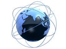 globo 3d Imagem de Stock
