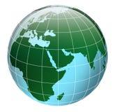 globo 3d Foto de Stock Royalty Free