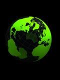 globo 3d stock de ilustración