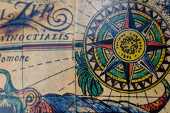 Globo antiguo Foto de archivo libre de regalías