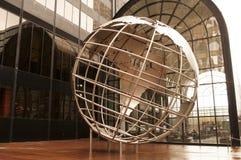 Globo Chicago della torre di Willis Fotografia Stock Libera da Diritti