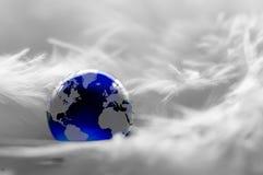 globo cristalino Imagen de archivo libre de regalías