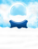 Globo da neve Imagem de Stock