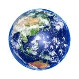 Globo da terra ilustração stock