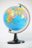 Globo da terra imagem de stock