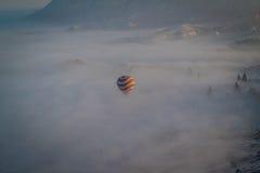 Globo de Capadoccia imágenes de archivo libres de regalías