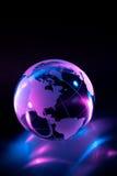 Globo de cristal stock de ilustración