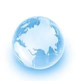 Globo de cristal imagenes de archivo