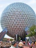 Globo de Disney Epcot Fotografia de Stock