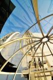 Globo de Ericsson, Éstocolmo Fotos de Stock Royalty Free