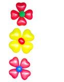 Globo de las flores foto de archivo libre de regalías