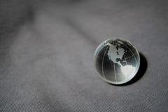 Globo de vidro Fotografia de Stock Royalty Free