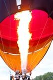 Globo del aire caliente Imagenes de archivo