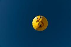 Globo del aire caliente del pájaro de Tweety Fotos de archivo