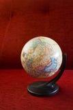 Globo del atlas fotografía de archivo