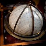 Globo del cielo de la vendimia Imagen de archivo libre de regalías