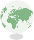Globo del mondo Immagini Stock